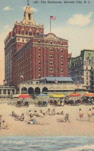ATLANTIC CITY , New Jersey , 30-40s ; The Shelburne