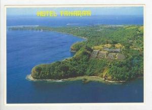 Tahiti, 60-70s  Hotel Taharaa