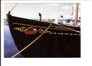 Fisheries Museum, Theresa Connor Schooner, Lunenburg, Nova Scotia, Canada,