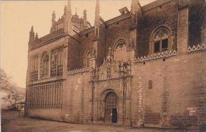 Spain Toledo Fachade de San Juan de los Reyes