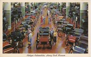 Michigan Dearborn Antique Automobiles Henry Ford Museum
