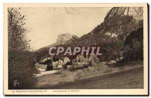 Old Postcard La Grande Chartreuse Monastery General view