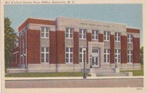 North Carolina Gastonia United States Post Office Albertype