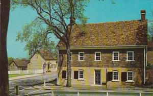 North Carolina Winston Salem The Boys' School In Old Salem
