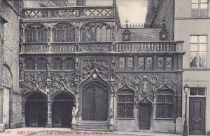 Belgium Bruges La chapelle du St Sang II