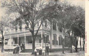Sanford Florida Bye-Lo Hotel Vintage Postcard AA21410
