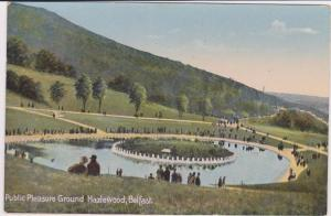 BELFAST , Northern Ireland , 00-10s; Public Pleasure Ground Hazlewood