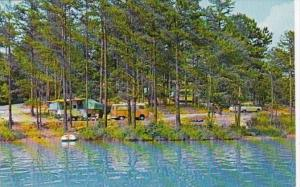 Campground At The Georgia Baptist Assembly Toccoa Georgia