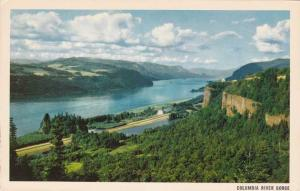 Columbia River Gorge - From Crown Point OR, Oregon