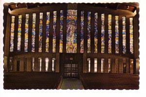 Interior, Stainglass Memorial Window, Wellington Square United Church, Burlin...