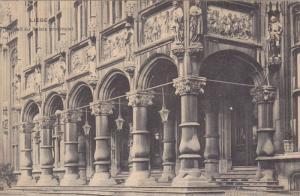 LIEGE, Belgium; Portail du Palais provincial, 00-10s