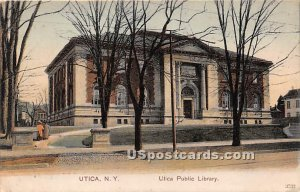 Utica Public Library - New York