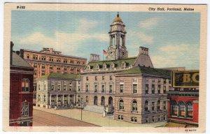 Portland, Maine, City Hall