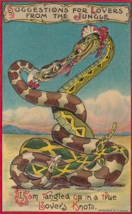 Romance Couple ; Snakes , 00-10s