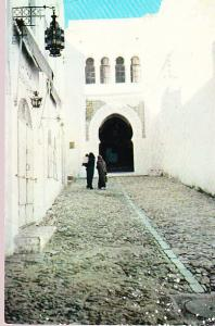 Morocco - Tanger - Entrance Gate to Palace