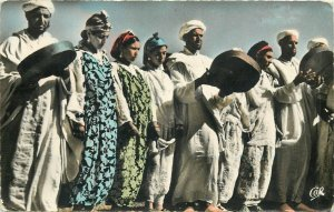 Western Sahara Zafannes tribe dance Moyen Atlas