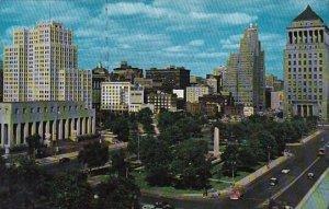 View Of Downtown Saint Louis Missouri