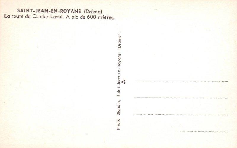 Saint-Jean-En-Royans,France BIN