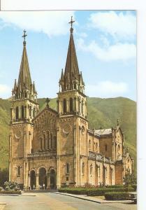Postal 032247 : Covadonga (Asturias). Basilica