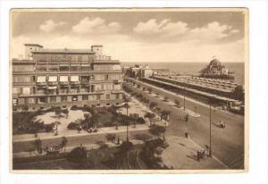 Lido di Roma , Italy , PU-1938   Viale della Marina