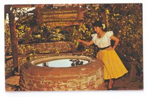 Ramona's Marriage Place Wishing Well San Diego CA 1972