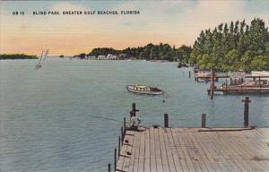 Florida Greater Gulf Beaches Blind Pass