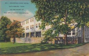 GATLINBURG , Tennessee , 1930-40s ; Mountain View Hotel