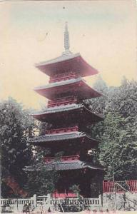 Tower In Nikko, Japan, 1900-1910s