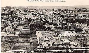 CPA Charleville Vue générale (p92613)