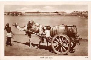 Yemen Aden Water Cart