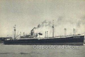 Holland American Line Holland - America Line, Steamer, Steam Boat, Ship Unused