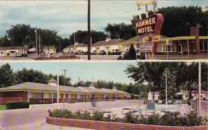 Hammer Motel Kearney Nebraska 1968