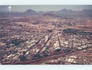 Pre-1980 AERIAL VIEW Tucson Arizona AZ AD0024