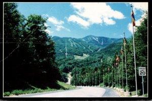 New York Wilmington White Face Mountain 1989