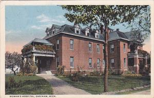 Woman's Hospital, SAGINAW, Michigan, PU-1915