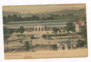 La Gare Du Midi Et Le Pic Du Midi D'Ossau,Pau (Pyrénées-Atlantiques),France...