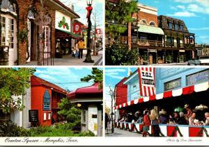 Tennessee Memphis Overton Square Multi View