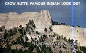 Crow Butte Crawford NE Unused