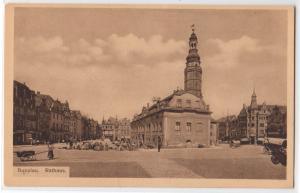 Bunzlau, Rathaus