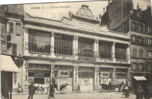 CPA Paris 9e (Dep. 75) Folies-Bergére (80196)