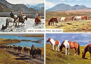 Iceland Med Kvedju Fra Islandi  Med Kvedju Fra Islandi