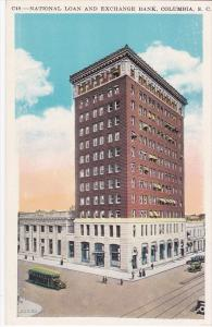 National Loan and Exchange Bank, Columbia, South Carolina, 10-20s