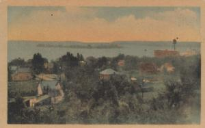 DESERONTO, Ontario , 1908 ; Bay of Quinte & Forester's Island