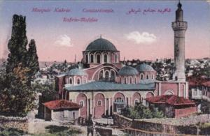 Turkey Constantinople Mosquee Kahrie