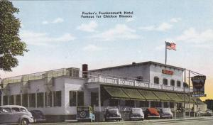 Fischer's Frankenmuth Hotel , Frankenmuth , Michigan , 30-40s