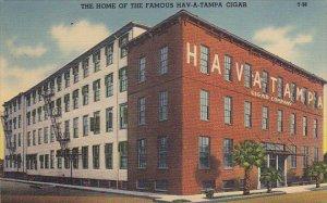 Florida Tampa Hav-A-Tampa Cigar Factory