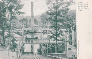 Water Ride,Amusement Park , NEW HAVEN , CT , Pre 1907