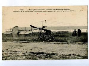 205253 FRANCE AVIATION airplane Tubavion Ponche et Primard old