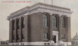 MOOSE JAW, Canada, 00-10s, Court House