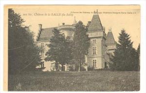 Chateau de la SALLE (La Salle), France, 00-10s